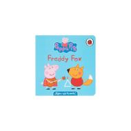 Peppa Pig Mini Board Book - Freddy Fox