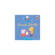 Peppa Pig Mini Board Book - Gerald Giraffe