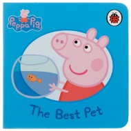 Peppa Pig Mini Board Book - The Best Pet