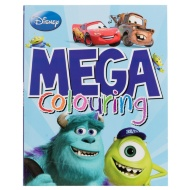 Mega Colouring Book - Disney Pixar