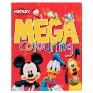 Mega Colouring Book - Disney Mickey Mouse