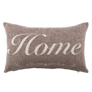 Maisie Embroidered Boudoir Cushion - Home