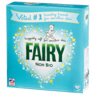 Fairy Non Bio Washing Powder 22W