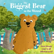 Picture Story Books - Biggest Bear in the Woods