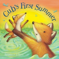 Picture Story Books - Cub's First Summer
