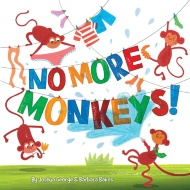 Picture Story Books - No More Monkeys