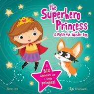 Picture Story Books - Superhero Princess