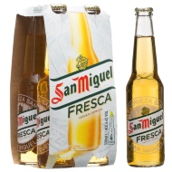 San Miguel Fresca Lager 4 x 330ml