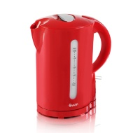Swan 1.7L Kettle - Red