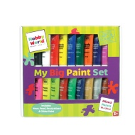Hobby World Bumper Paint Set 18pk