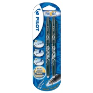 Pilot Frixon 2 Pack - Black