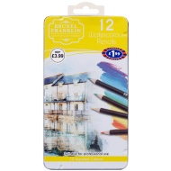 Brunel Franklin Drawing Pencils 12pk - Watercolour