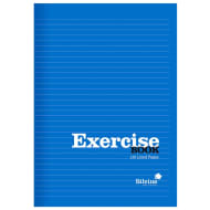 Silvine Exercise Book A4 - Blue