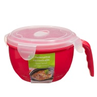Microwavable Food Bowl with Handle