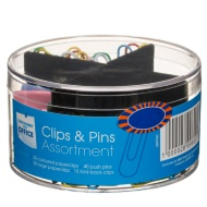 Clips and Pins Tub