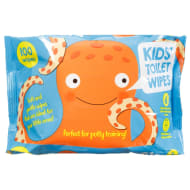 Kids Moist Toilet Wipes 100pk