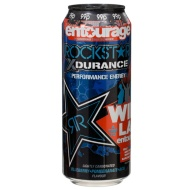 Rockstar Xdurance Blueberry, Pomegranate & Acai Flavour Energy Drink 500ml