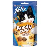Felix Goody Bag Cat Treats Original 60g