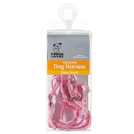 Dog Harness Extra Small - Pink - Bones