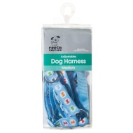 Dog Harness Medium - Blue - Bones