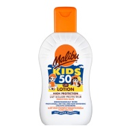 Malibu Kids Sun Cream Factor 50 200ml