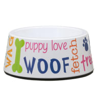 Chunky Pet Bowl - Slogans