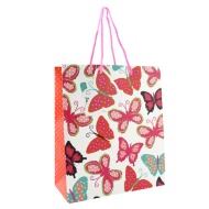 Everyday Gift Bags Medium 3pk - Butterfly & Floral