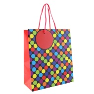 Everyday Gift Bags Medium 3pk - Spots, Stars & Stripes