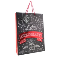 Everyday Gift Bag XL - Let's Celebrate