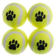 Super Bouncy Mini Tennis Balls 4pk