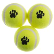 Super Bouncy Dog Tennis Balls 3pk
