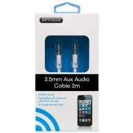 Optimum Aux Audio Cable 2m