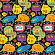 Everyday Wrapping Paper - Captions - 3m