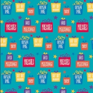 Everyday Wrapping Paper - Presents - 3m