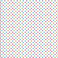 Everyday Wrapping Paper - Spots - 3m