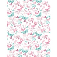 Everyday Wrapping Paper - Butterflies - 3m