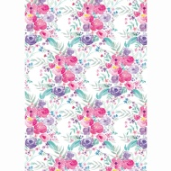 Everyday Wrapping Paper - Floral - 3m