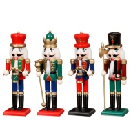Nutcracker Christmas Decoration 18cm