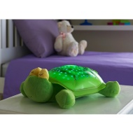 Animal Star Bedroom Projector - Green Turtle