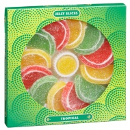 Tropical Jelly Slices 120g