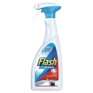 Flash with Bleach 3 in 1 450ml