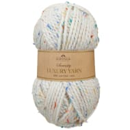 Serenity Chunky Knitting Yarn 100g - Cream