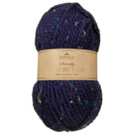 Serenity Chunky Knitting Yarn 100g - Navy