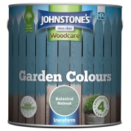 Johnstone's Paint Woodcare Garden Colours - Botanical Retreat 2.5L