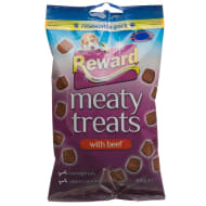 Reward Meaty Treats with Beef 200g