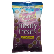 Reward Meaty Treats with Chicken 200g