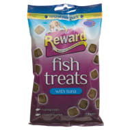 Reward Fish Treats with Tuna 200g