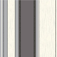 Vymura Synergy Stripe Wallpaper - Black
