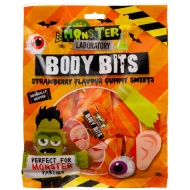 Body Bits Halloween Sweets 120g