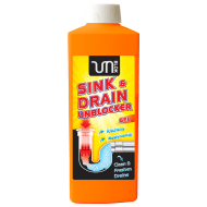 Sink & Drain Unblocker Gel 1L